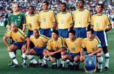 Selecao coupe du monde 1998 selecao bebeto - Coupe du monde foot 1998 ...